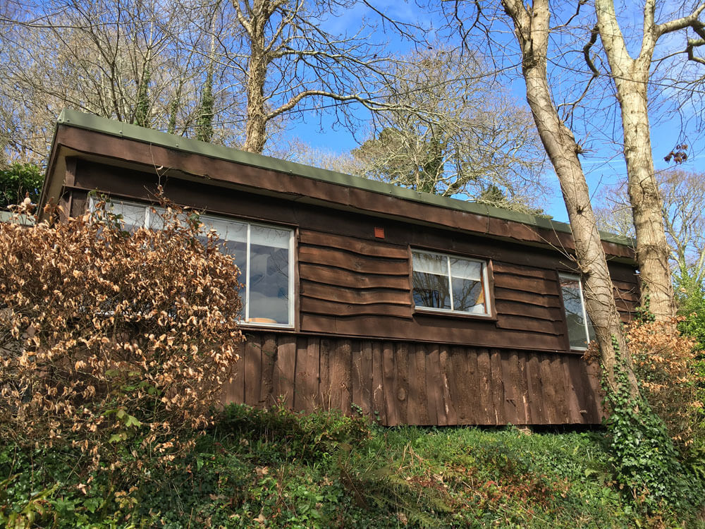 Churchwood Valley – cabins for sale on the South Devon coast